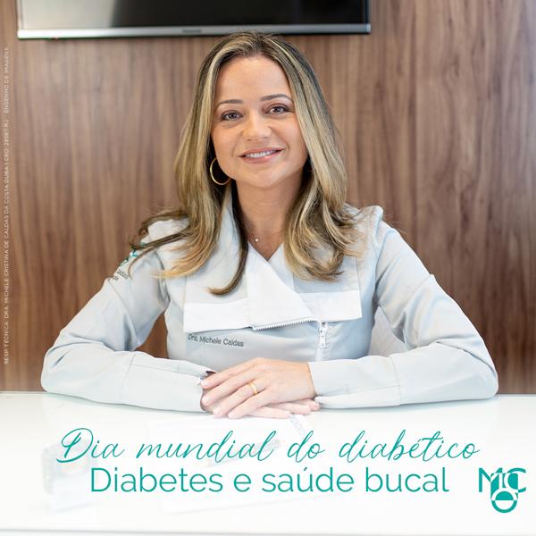 Diabetes e a saúde bucal
